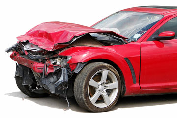 auto accident body damage